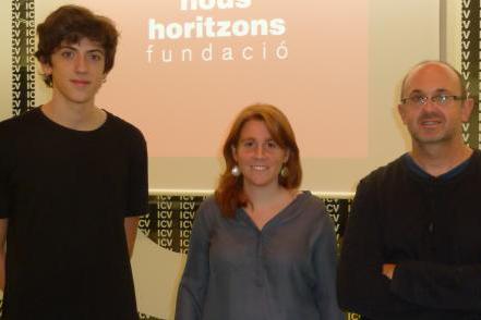 JEV i la Fundació Nous Horitzons atorguen el Premi Carme Casas 2014