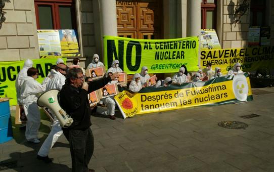 Sis anys després de Fukushima: Nuclears? no gràcies!