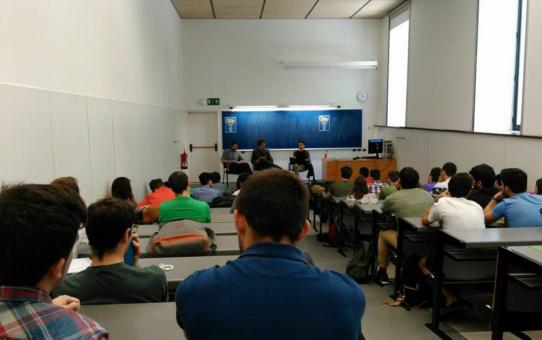 """Xerrada a la Universitat Pompeu Fabra: """"60 anys d'UE… I ara què?"""""""