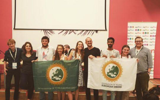 JEV porta el municipalisme del bé comú al nivell europeu
