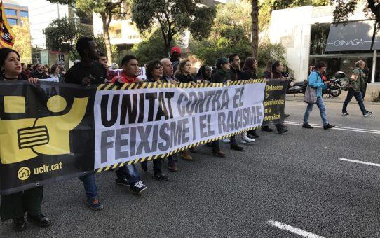 Sortim al carrer per combatre el feixisme!