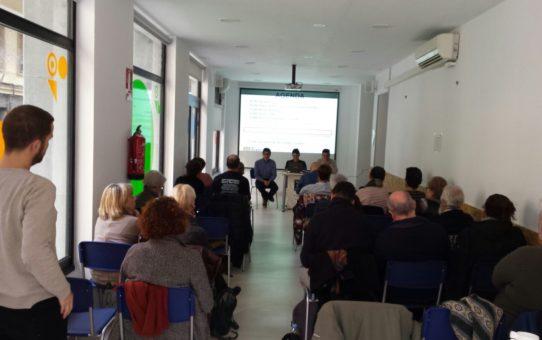 JEV participa a l'Assemblea de Fiare Barcelona