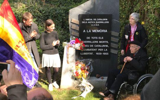 Honor i memòria pels afusellats del PSUC a mans del franquisme