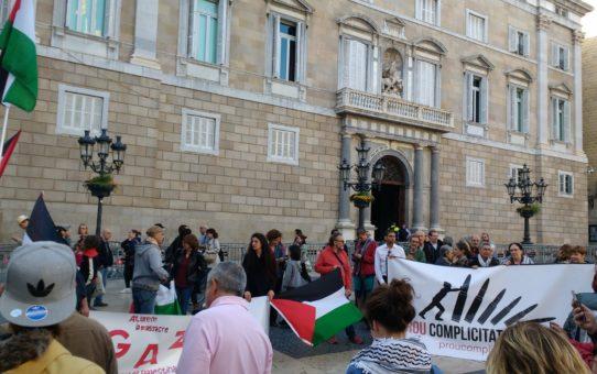 Aturem la massacre a Gaza i la impunitat d'Israel
