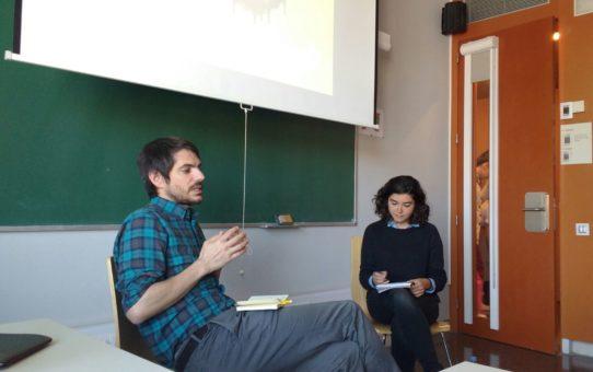 """""""Canvi Climàtic: Podem combatre'l?"""" a la URV amb Ernest Urtasun"""