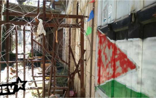 Comunicat de JEV contra la massacre d'Israel a Gaza