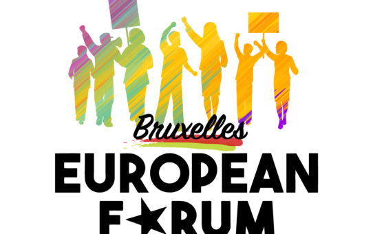 Informe: Fòrum Europeu, Brussel·les