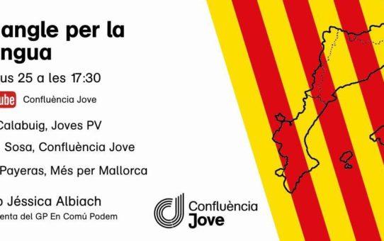 Defensem la unitat del català amb les companyes balears i valencianes