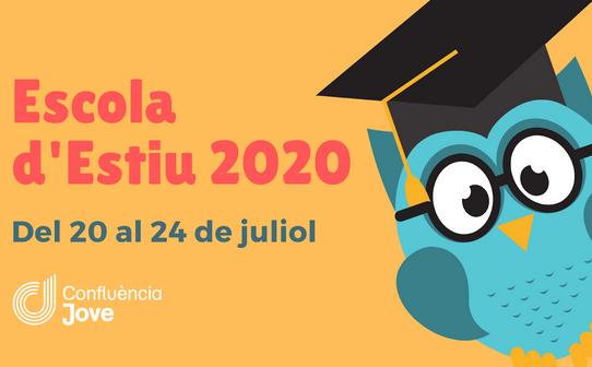 Escola d'estiu de Confluència Jove 2020